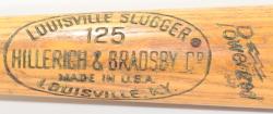 Vintage Game Used Bats
