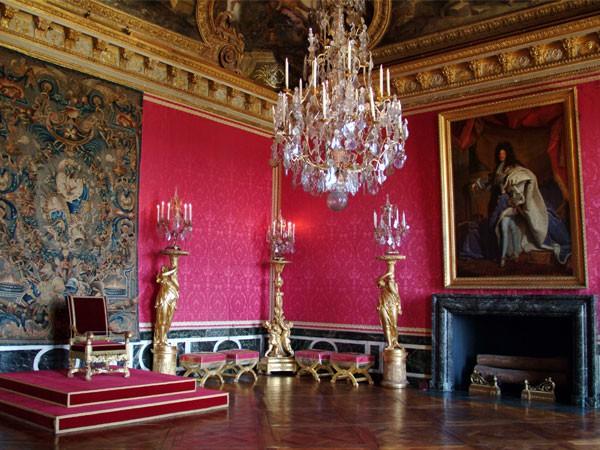 Het Paleis van Versailles  Hofcultuur