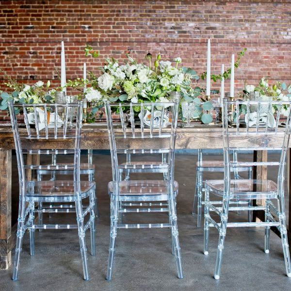 clear chiavari chairs vanity table and chair acrylic ghost h o f decor