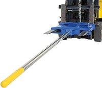 Vestil CRF-108 Forklift Carpet Pole | Fork Mounted Carpet ...