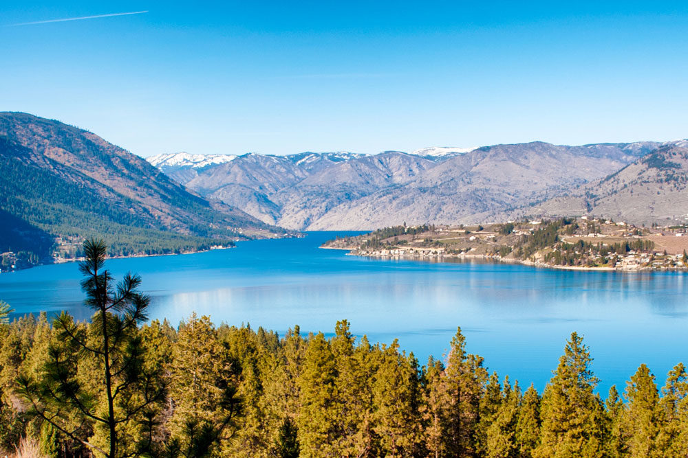 Lake Chelan is the the perfect place to get away for a Washington State weekend.