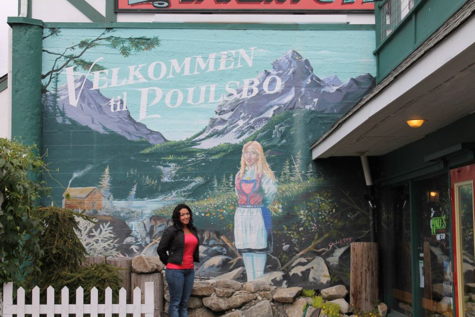 Paulsbo Washington is home to many breweries and bars.