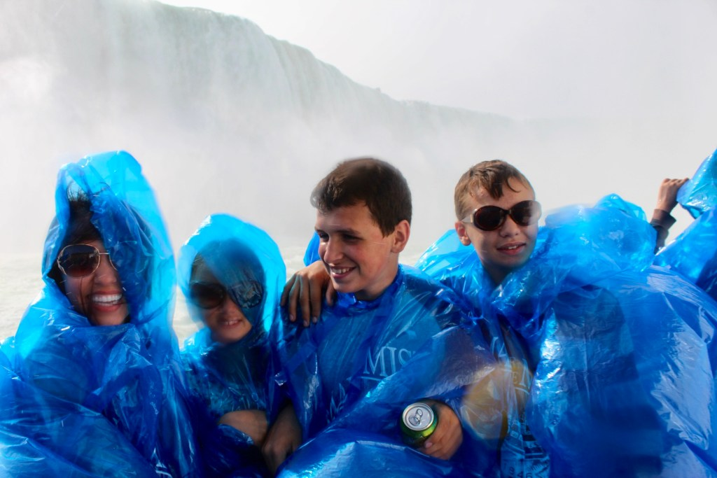 Niagara Falls is one of the best places we've been in the USA