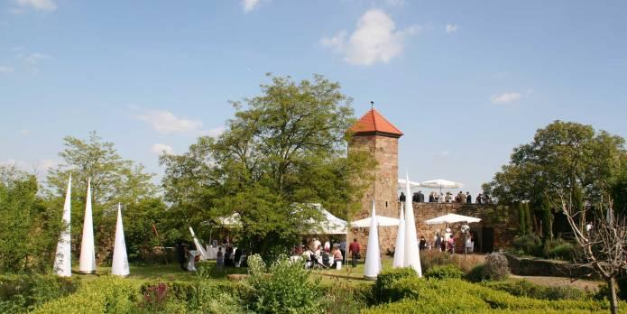 Hotel Weingut Restaurant Landhotel Burg Hofgut Battenberg