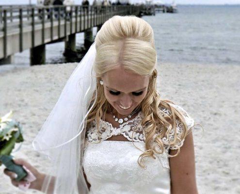 Hochzeitsvorbereitungen  HofHotel Krhenberg  Grmitz Ostsee