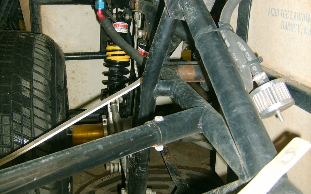 Dirt Track Swing Arm Suspension Basics