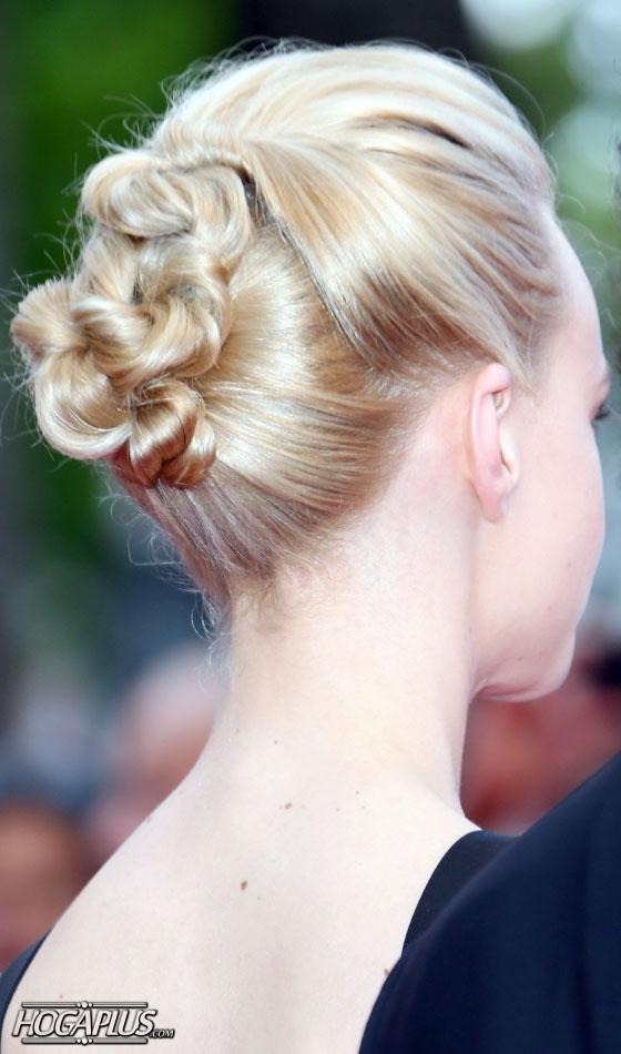 Chigonon Wonderful Buns Hairstyles