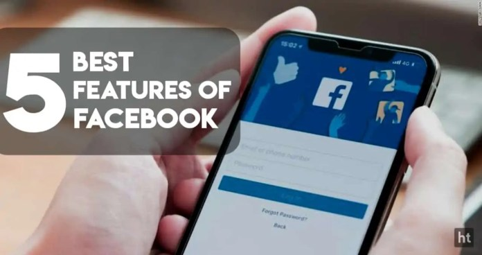 Top 5 best features of Facebook app for android