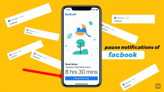 Facebook announced to add quite mode