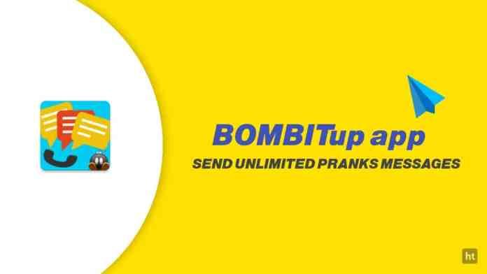 prank message app