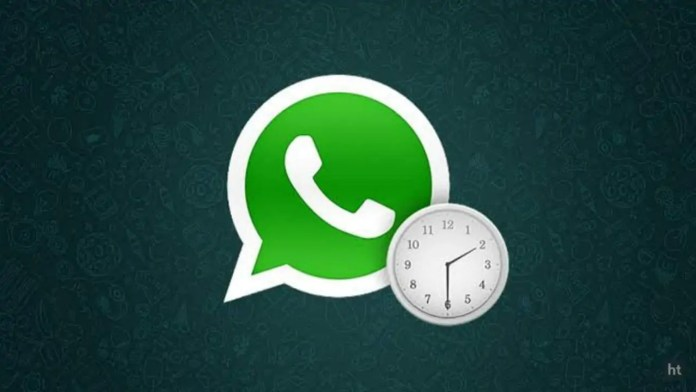 Schedule WhatsApp Message