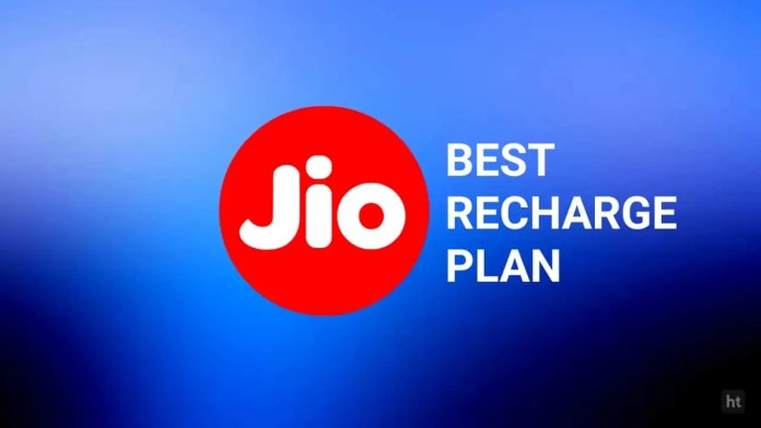 Reliance Jio best prepaid recharge