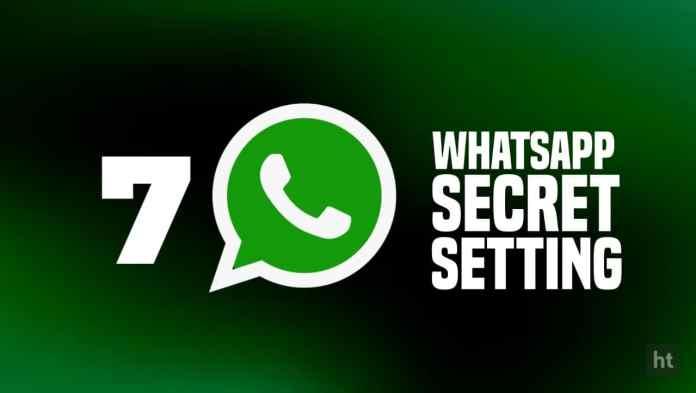 WhatsApp privacy setting