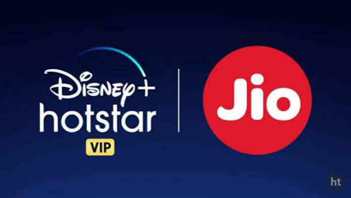 Jio new plan for hotstar subscription