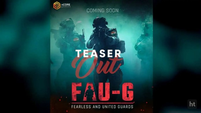 FAU-G released teaser
