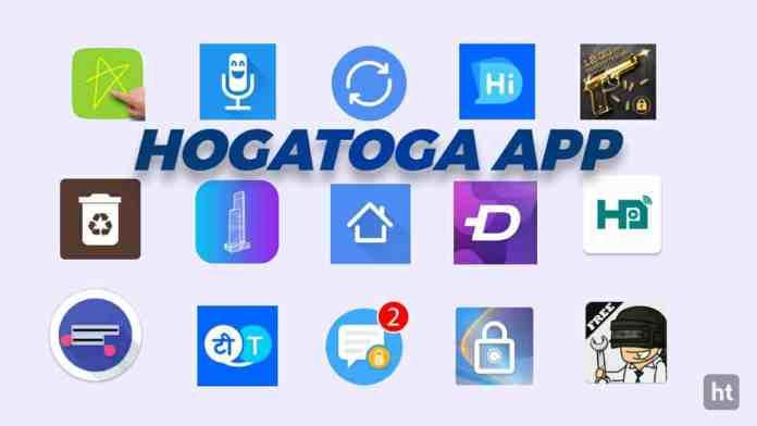Hoga Toga app