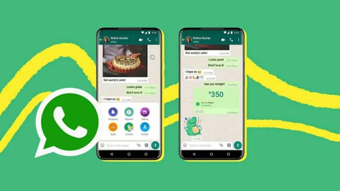 Enable WhatsApp Payments Feature