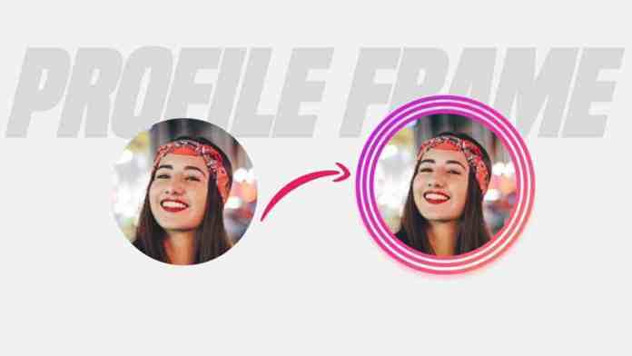 Profile Picture Border Frame
