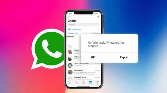 WhatsApp stop working on some devices