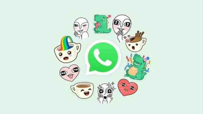 WhatsApp new custom animated sticker