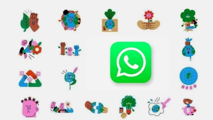 WhatsApp new World Earth Day