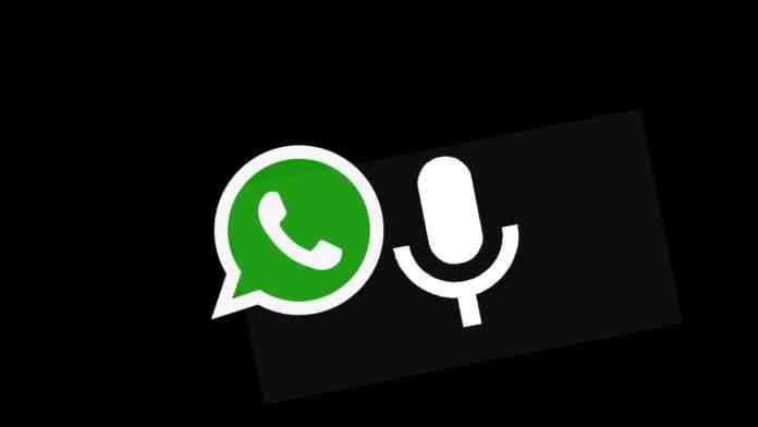 WhatsApp new voice Playback on Web