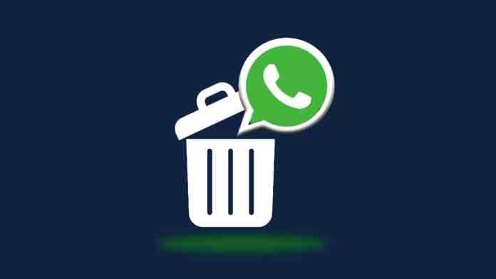 WhatsApp deletes users accounts