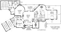 5000 square foot house floor plans