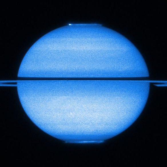 Saturn in UV