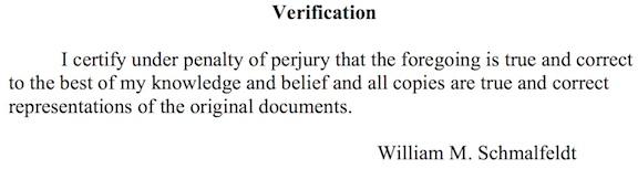 BS Verification