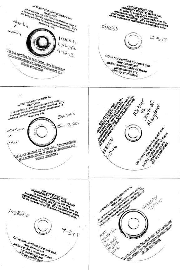 CourtAudioCDs
