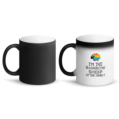 Im The Rainbow Magic Mug