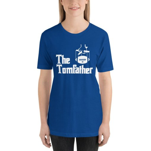 Tom Father 2a w mockup Front Womens True Royal