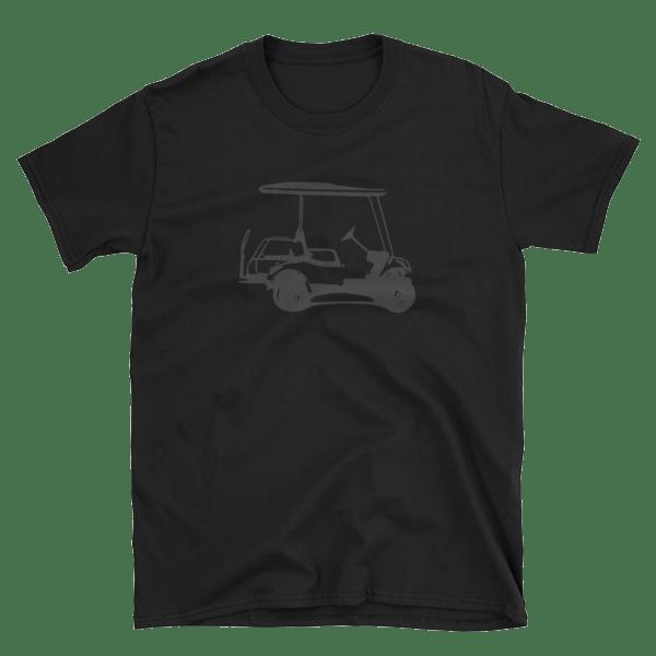 Golf Cart 2 Short-Sleeve Unisex T-Shirt
