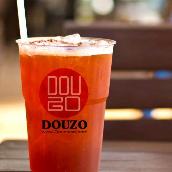 DOUZO Ice • Tea Bar