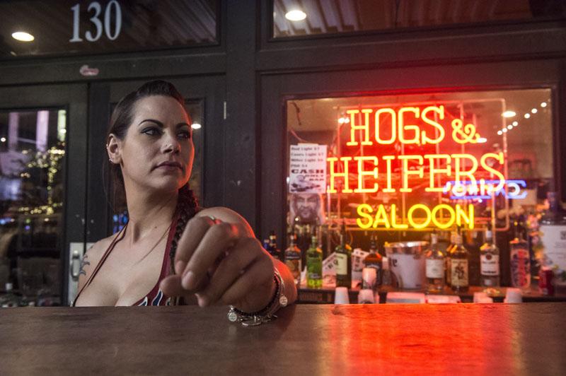 Hogs & Heifers Saloon_Las Vegas_Bartenders_0248