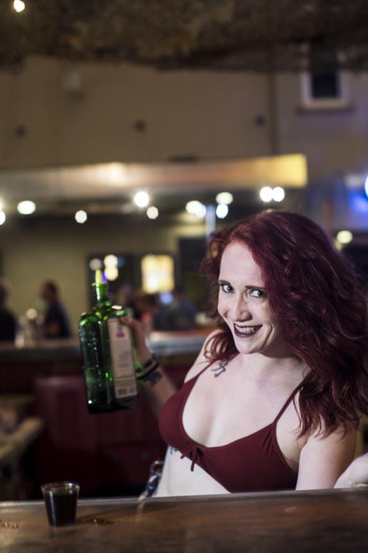 Hogs & Heifers Saloon Las Vegas_Bartender_690832