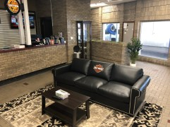 Hog Wash Couch Front