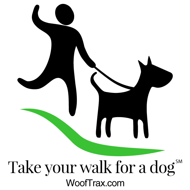 take your dog for a walk wooftrax