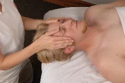 A Head Massage can relieve headaches