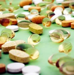 Drugs are often prescribed