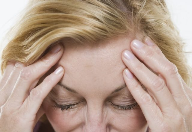 How To Cure Tension Headaches