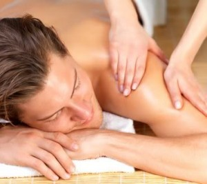 A Sports Massage helps athletes heal quickly