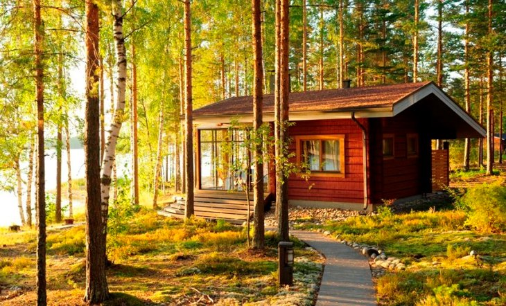 Finlandiya evleri