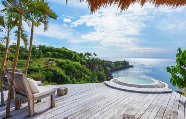 havuzlu airbnb evi