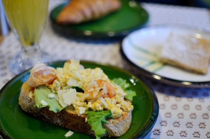 Brotmeister Cafe tiflis