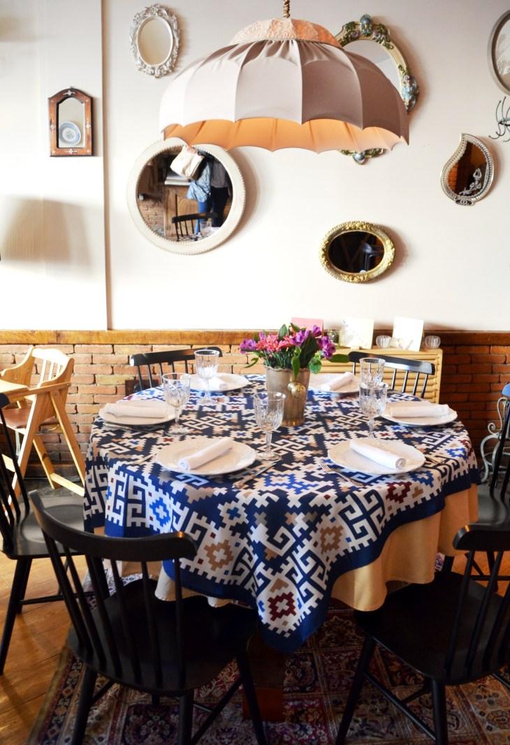 Barbarestan restoran tiflis