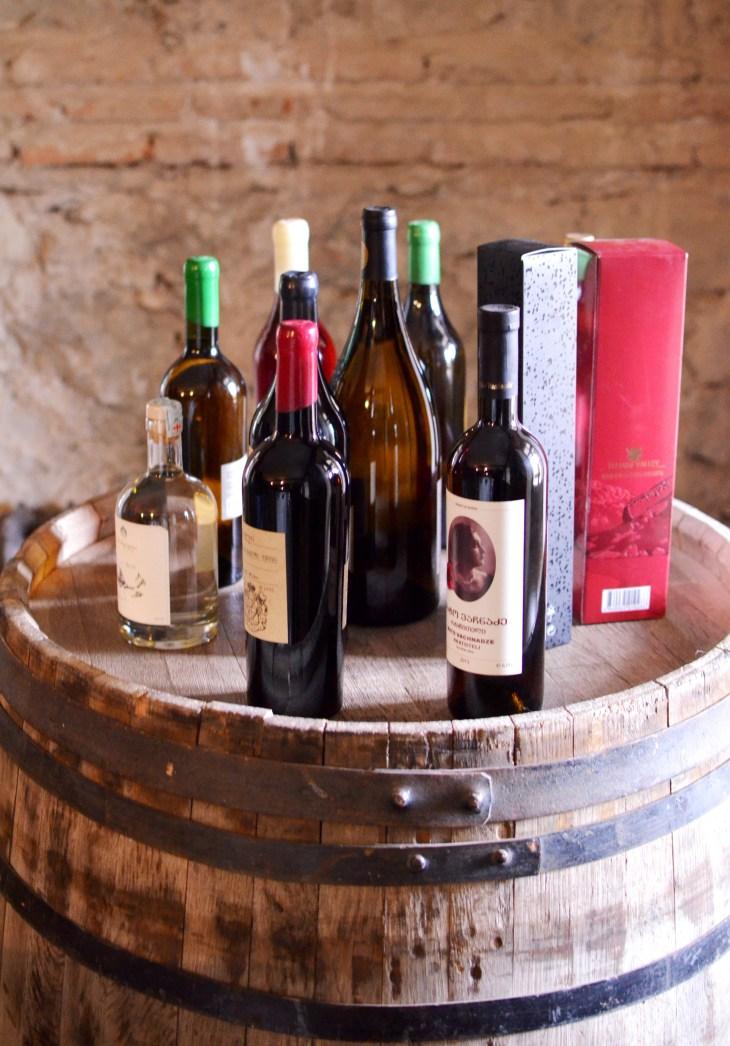 gurcistan şarap bağları rotası