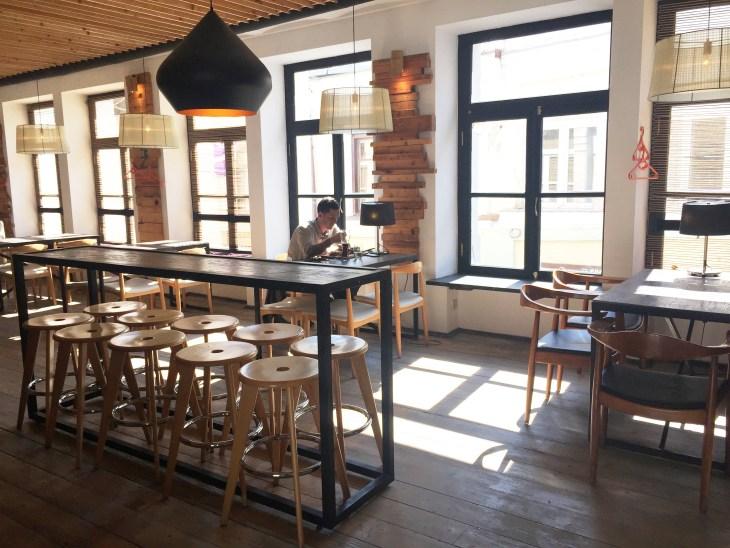 Organique Josper Bar tiflis