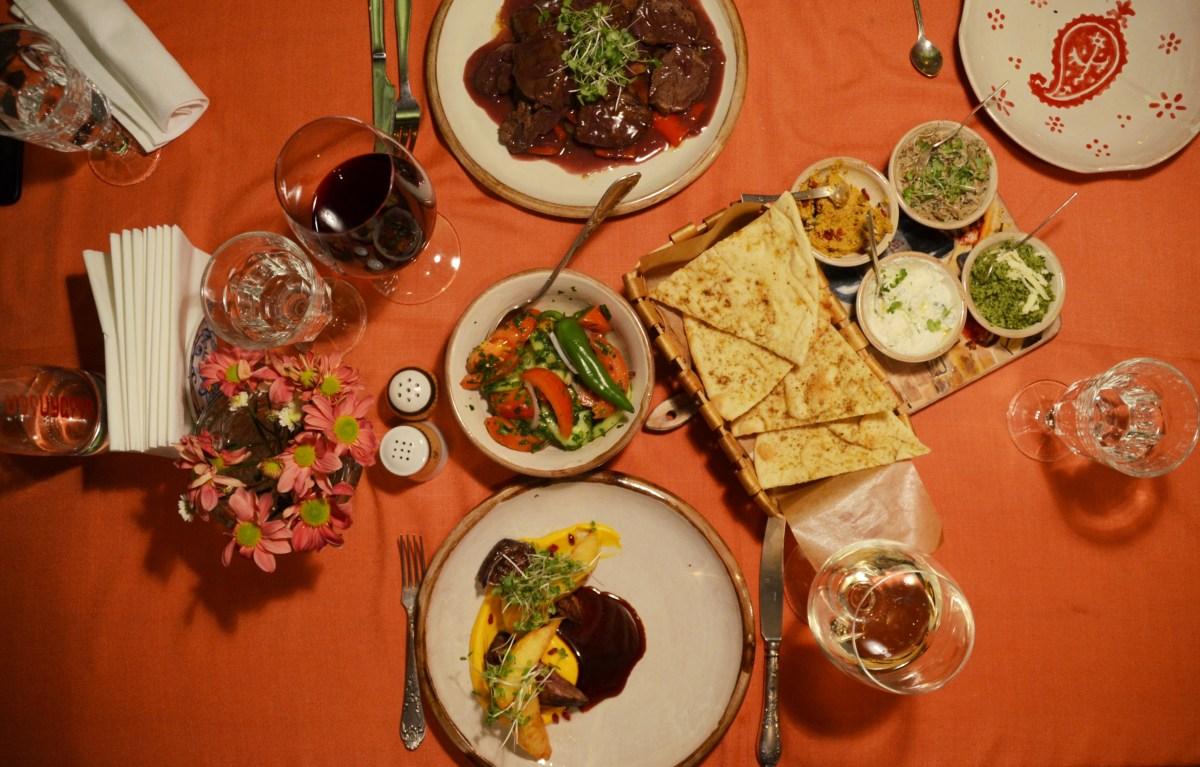 Gürcü Yemekleri ve Tiflis Yeme İçme Rehberi